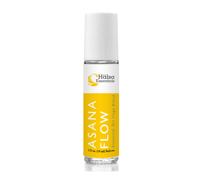 Asana Flow Essential Oil Yoga Blend