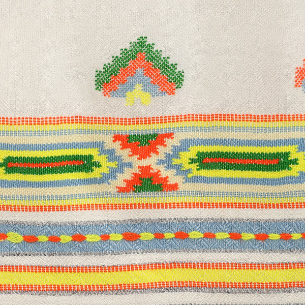 aztec weaving