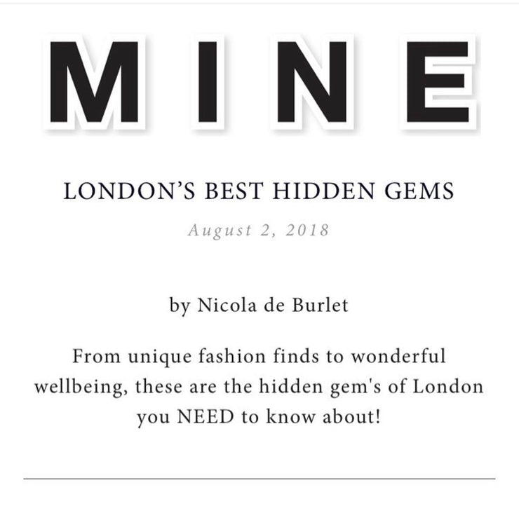 London's best hidden gems!