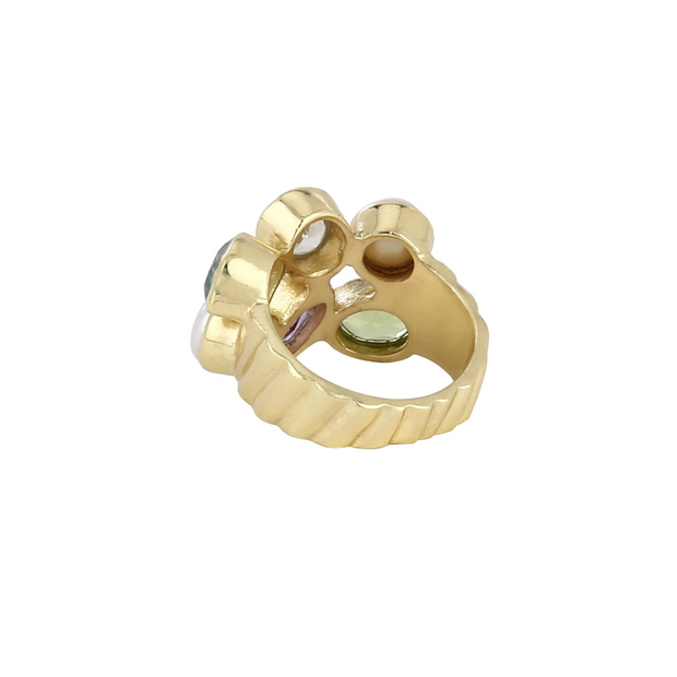 Rini Stacked Ring