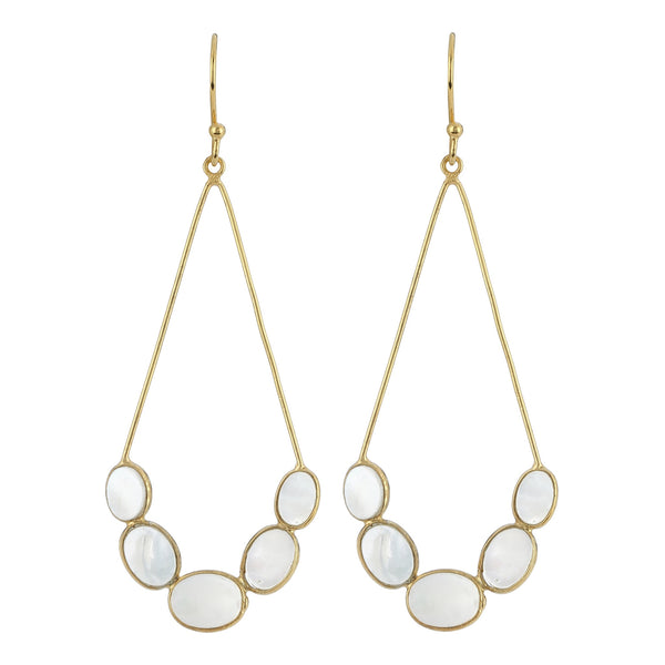 Samundar Chandelier earrings