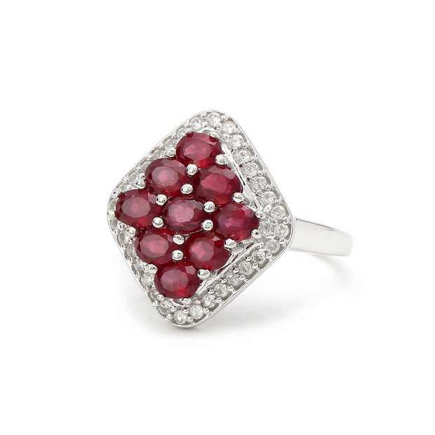 Sabina Ruby Ring