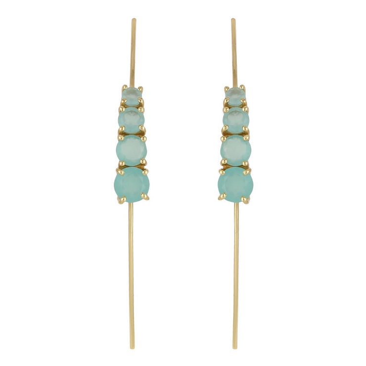 Piyali Thread Earrings