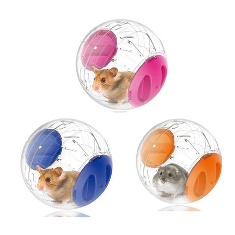 Small Pet Pet Exercise Ball - Purrrfect For Pets