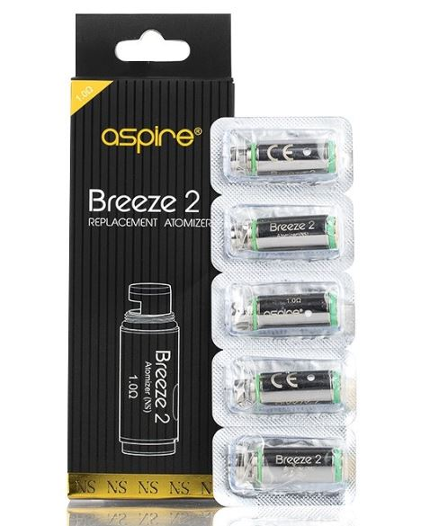 Aspire Breeze Coils
