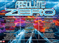 Absolute Zero - Passionate Pear Chilled