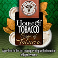 Salt - House of Tobacco - Cream of Tobacco