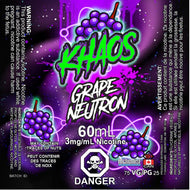 Khaos - Grape Neutron