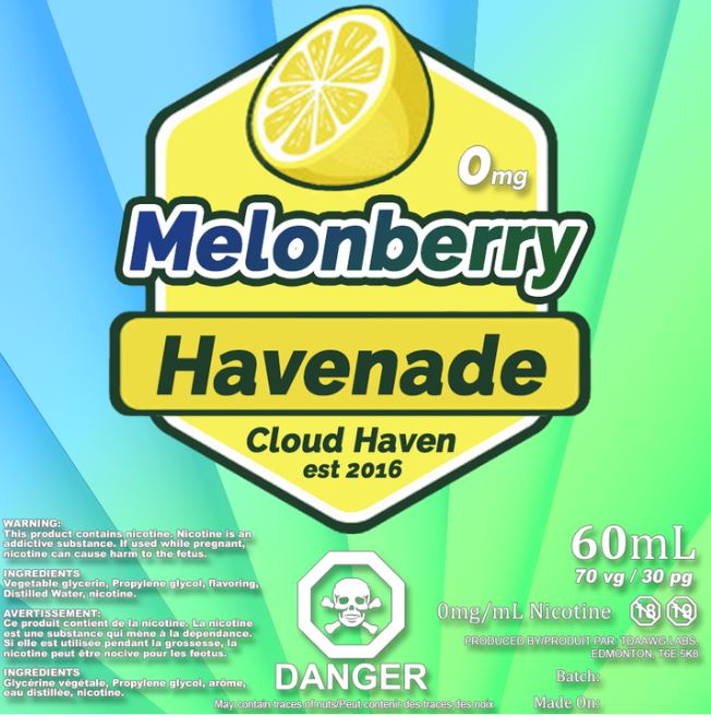 Havenade - Melonberry