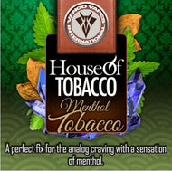 Salt - House of Tobacco - Rich Menthol