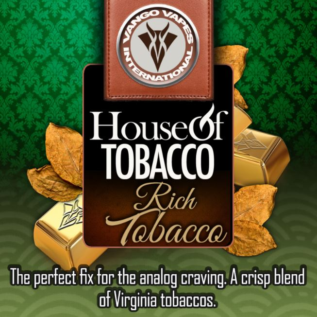 Salt - House of Tobacco - Rich Tobacco