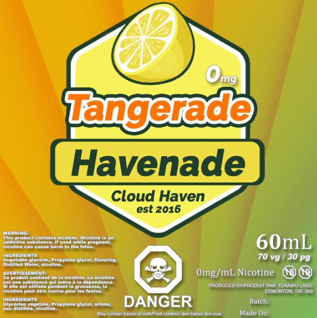 Havenade - Tangerade