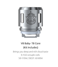 Smok - TFV8 Baby/ Big Baby Collection - 5 packs