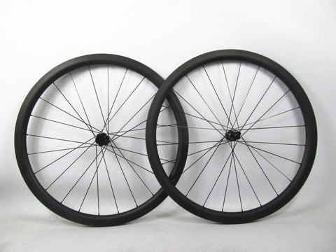 3.8 CX Wheel Set with DT240 Hubs