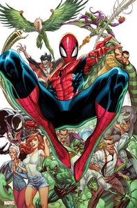 Amazing Spider-Man #49 (850) Retailer Incentives