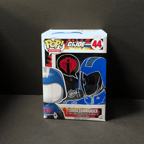 G.I. Joe Cobra Commander PoP!