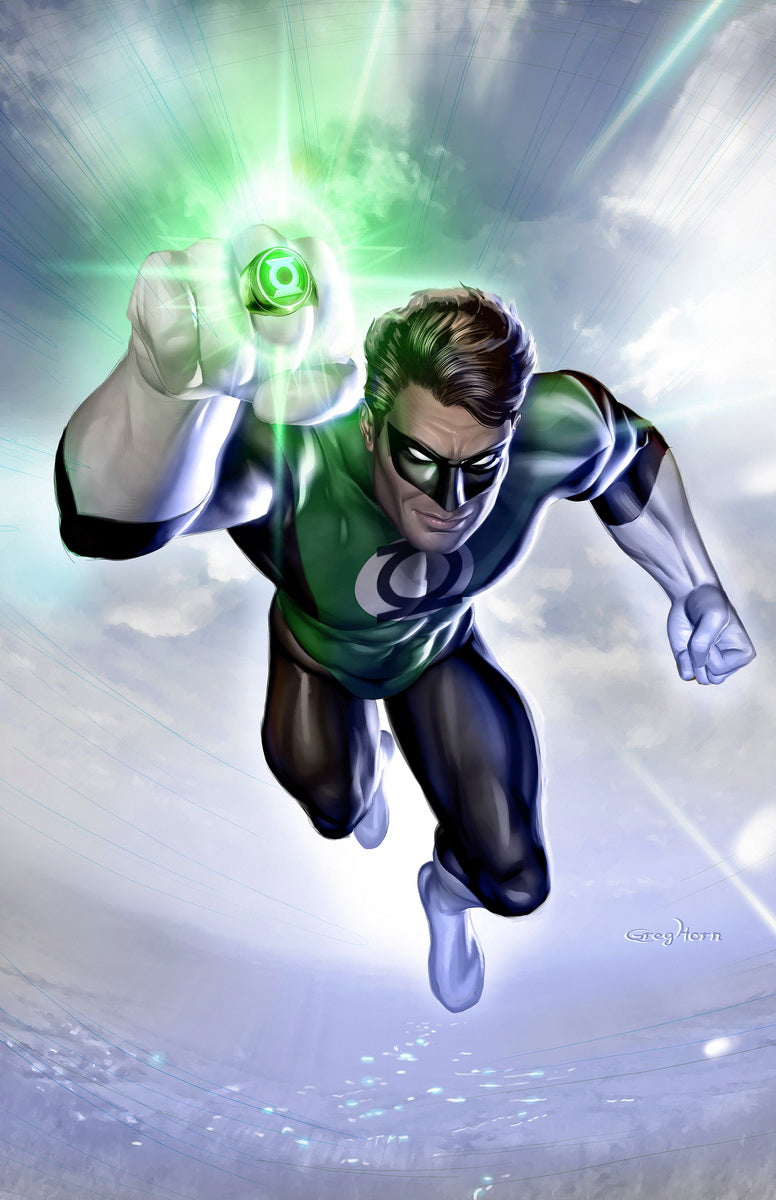 It's just a picture of Exhilarating Pictures of Green Lantern