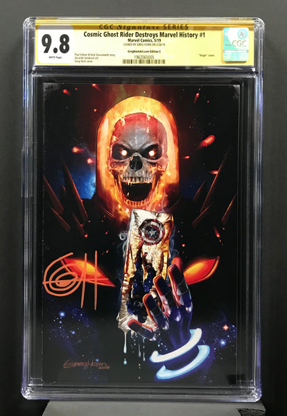 Virgin Sacrifices! No, the good kind! Discounted CGC Signature Series!!