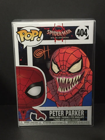 Spider Man/Doppleganger Pop! Remarked