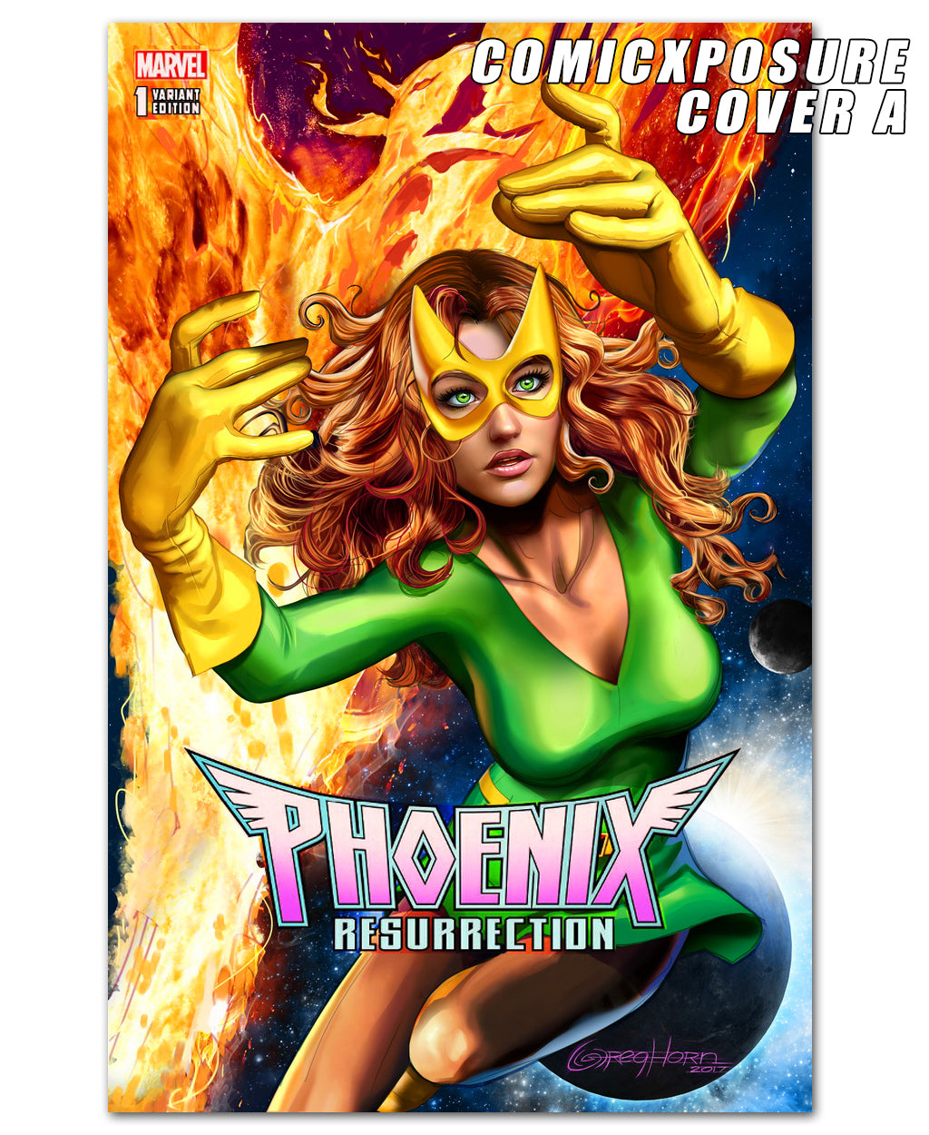 PHOENIX: RESURRECTION #1