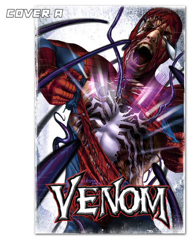 Venom #1 GREG HORN ART EXCLUSIVE VARIANT -6/14/2018