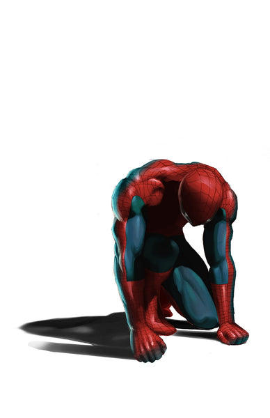 Spider-man - Defeated