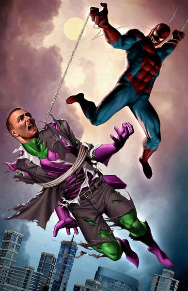 Spider-man - Green goblin Nightmare