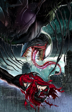 Venom - Spidey's Dead - high quality 11 x 17 digital print