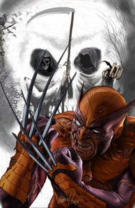 Wolverine - Death of Wolverine - high quality 11 x 17 digital print