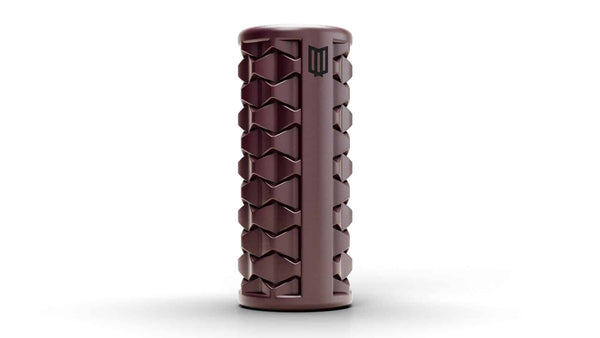 THE GRIND, Deep Burgundy Red | High Quality EVA Foam Roller | Yuniti Lifestyle