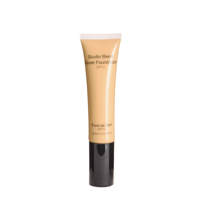FH113 Studio Blend Cover Foundation (Full Coverage) - the-elements-cosmetics