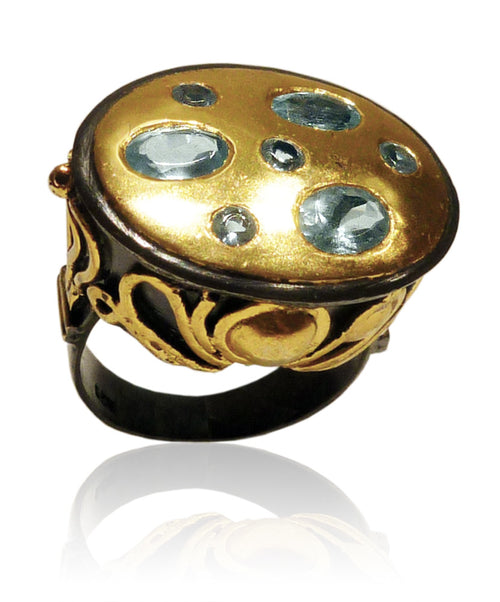 Jaisalmer Cocktail Ring