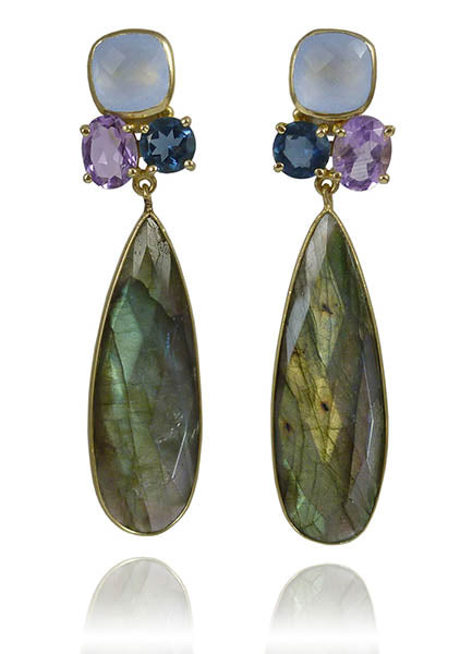 Brazilian Espada Earrings