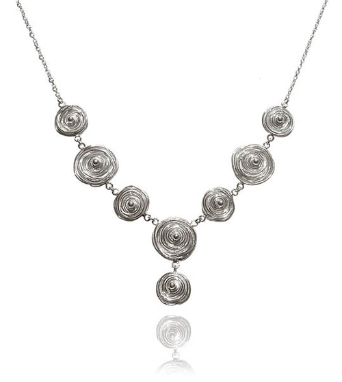 Jalebi Necklace