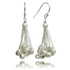 Italian Milano Ball Earrings