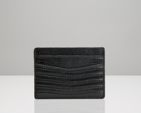 Blake Credit Card Case Black