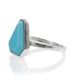 German Building Ring Turquoise