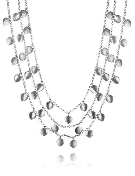 Single Line Raqs Necklace