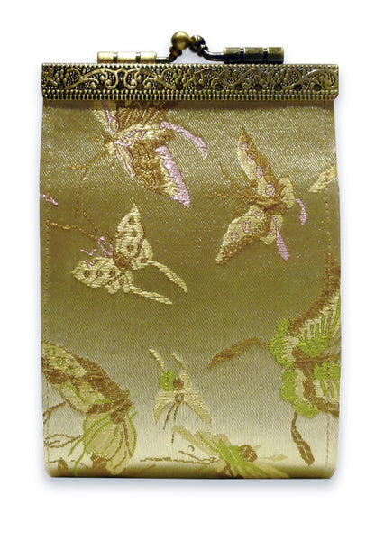 Card Holder Maize Butterfly RFID