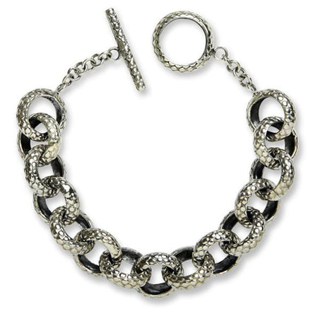 Python Ular Double-Sided Necklace