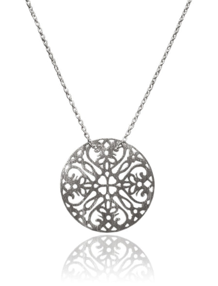 Gaudi Interlocking Necklace