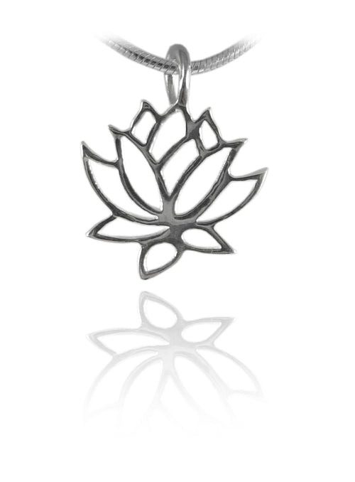 Mini Lotus Pendant