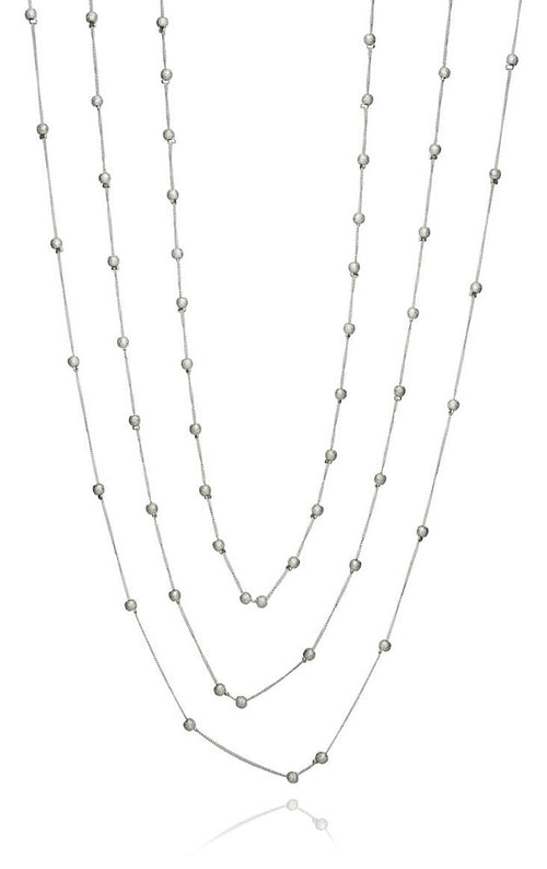 Milano Fino Beaded Necklace