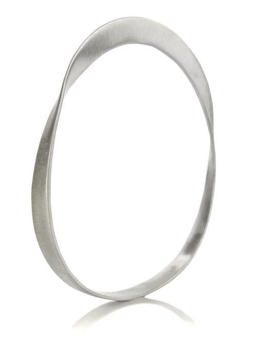 Bilbao Sculptured Bangle
