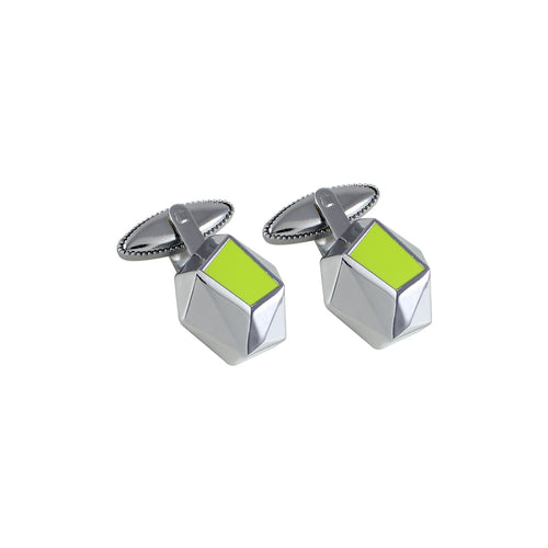 Crystalline Cufflinks
