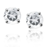 Capri Studs Clear Quartz