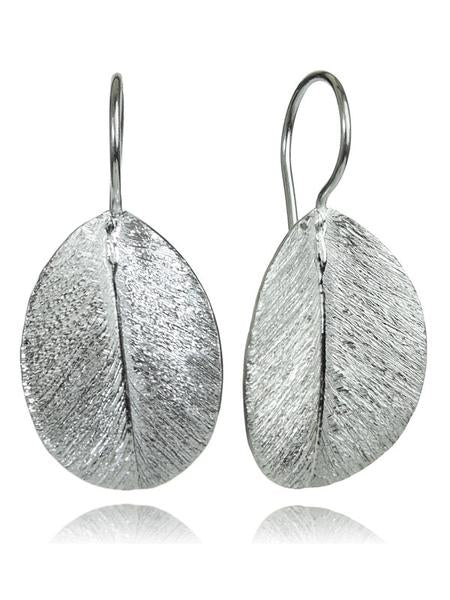 Brazil Nut Leaf Earring