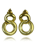 18K Vermeil Bilbao Knot Earrings