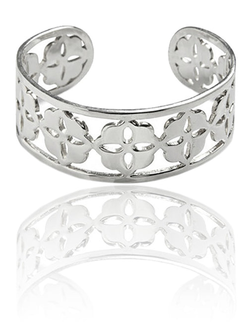 Modern Arabesque Cuff