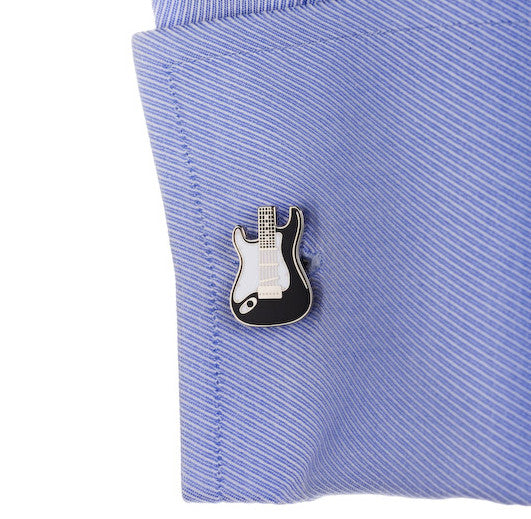 Electric Guitar Cufflinks